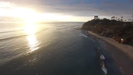 A-beautiful-aerial-above-the-California-coastline-north-of-San-Diego-4