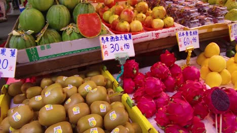 Exotic-fruits-are-offered-for-sale-at-a-market-street-stall-in-Hong-Kong-China
