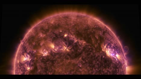 Nasa-4K-Time-Lapse-Of-A-Huge-Solar-Flare-On-The-Suface-Of-The-Sun-1