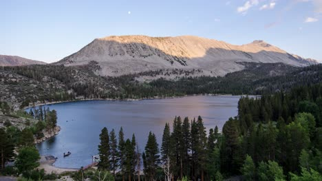 Full-moon-rising-over-Rock-Creek-Lake-in-the-Eastern-Sierra-Mountains-in-Inyo-National-Forest-near-Bishop-California