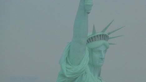 Helicopter-aerial-of-the-Statue-of-Liberty-in-New-York-City-3