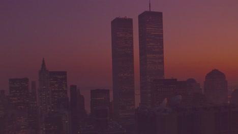 dusk-aerial-shot-of-World-Trade-Center-in-Manhattan-New-York-City