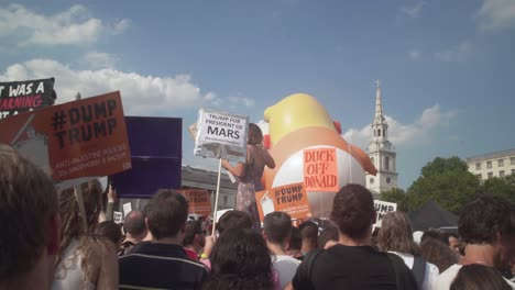 The-Trump-Baby-Balloon-Floats-Above-Huge-Crowds-Of-Protesters-Gathering-On-The-Streets-Of-London-To-Protest-The-Visit-Of-US-President-Donald-Trump