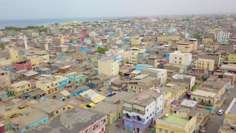 Good-aerial-over-the-downtown-region-of-Djibouti-or-Somalia-in-North-Africa-1