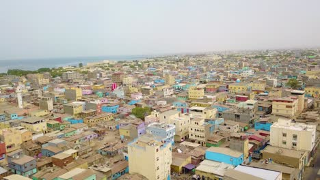 Good-aerial-over-the-downtown-region-of-Djibouti-or-Somalia-in-North-Africa-2