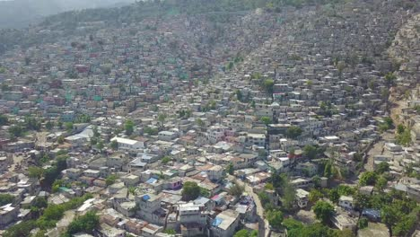 Amazing-aerial-over-the-slums-favela-and-shanty-towns-in-the-Cite-Soleil-district-of-Port-Au-Prince-Haiti-2