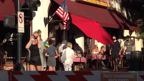 People-Dine-Outdoors-On-The-Street-At-A-Restaurant-In-Santa-Barbara-California-During-The-Coronavirus-Covid-19-Epidemic-Pandemic-Outbreak-1