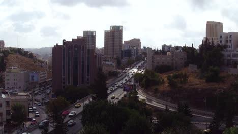 Rising-Aerial-Over-The-City-Of-Amman-Jordan