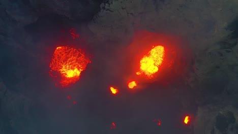 Stunning-Dramatic-Aerial-Over-Mt-Yasur-Volcano-Volcanic-Eruption-Lava-On-Tanna-Island-Vanuatu-5