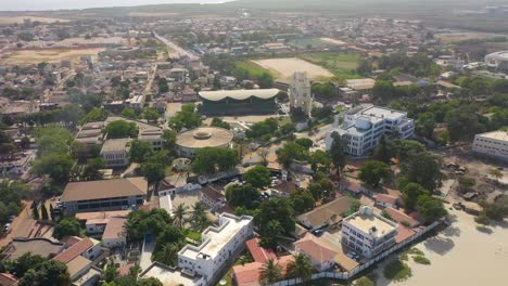 Aerial-View-Of-Arch-22-Gateway-To-Gambia-West-Africa-1