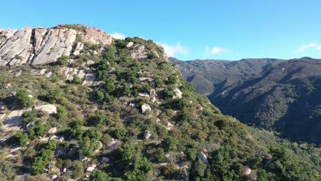 Aerial-Over-A-Remote-Canyon-Arroyo-Hondo-In-Gaviota-Santa-Barbara-County-California-2