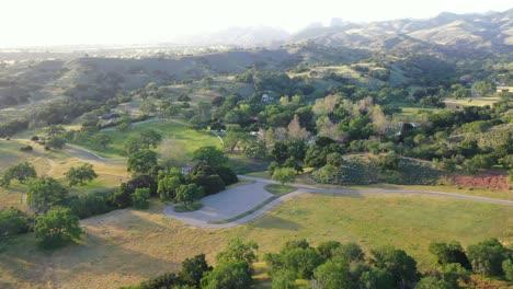 Aerial-Over-Michael-Jackson-S-Former-Neverland-Ranch-Estate-In-Los-Olivos-California