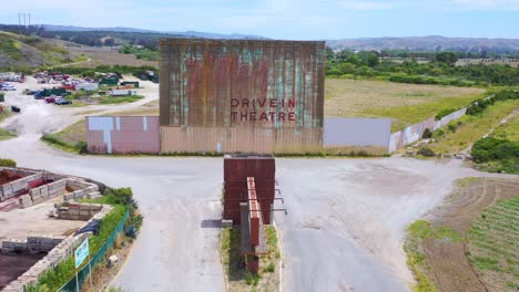 Good-Aerial-Over-An-Abandoned-Drive-In-Movie-Theater-In-A-Rural-Area-Near-Lompoc-California