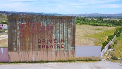 Good-Aerial-Over-An-Abandoned-Drive-In-Movie-Theater-In-A-Rural-Area-Near-Lompoc-California-1
