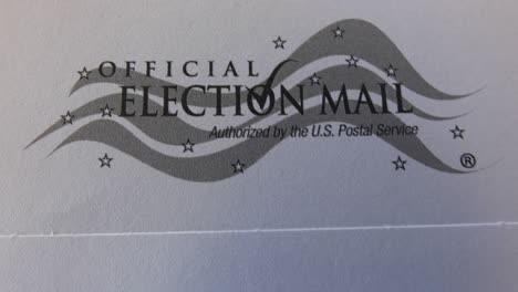 Vote-By-Mail-Election-Ballots-Are-Held-Up-During-The-Presidential-Election