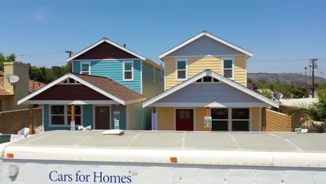Antena-Sobre-Un-Hábitat-Para-La-Humanidad-Tráiler-Y-Construcción-De-Viviendas-Para-Personas-Sin-Hogar-En-Camarillo-California