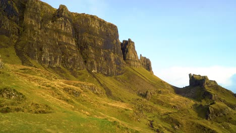 The-Quiraing-landslip-is-seen-on-the-Isle-of-Skye-in-Scotland