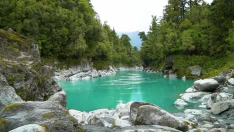 The-scenic-Hokitika-Gorge-is-seen-in-Kokatahi-New-Zealand