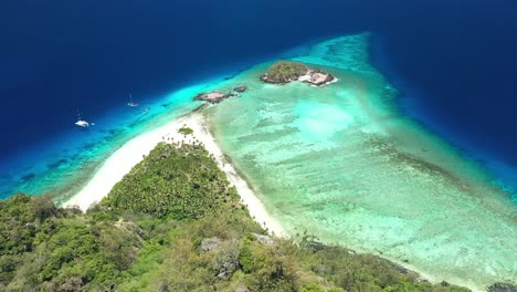 An-Aerial-View-Shows-Monuriki-Island-Fiji