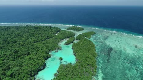 An-Aerial-View-Shows-Baer-Island-Indonesia