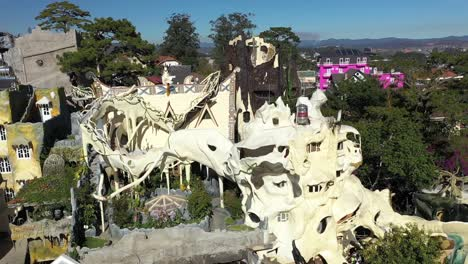 The-Crazy-House-Of-Dalat-Vietnam-Is-Shown