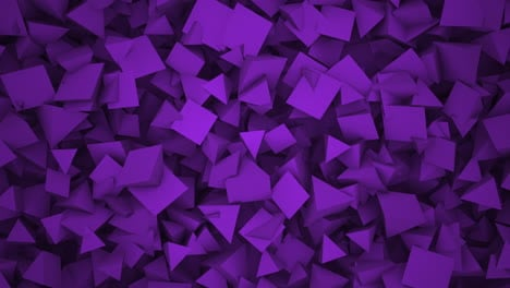 Motion-dark-purple-geometric-shapes-abstract-background-2