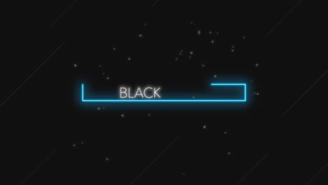 Animation-intro-text-Black-Friday-on-fashion-and-club-background-with-glowing-shapes-2