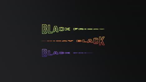 Animación-Texto-De-Introducción-Viernes-Negro-Sobre-Moda-Y-Fondo-De-Club-Con-Texto-Brillante
