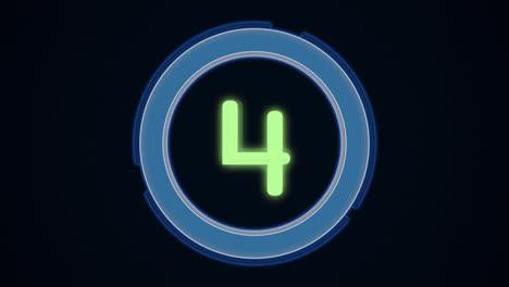 Motion-Blue-Digital-Film-Countdown-Fondo-Abstracto-En-Estilo-Moderno