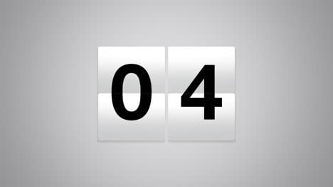 Motion-white-table-countdown-from-10-to-1-time-background-in-modern-style