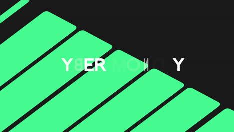 Texto-De-Introducción-De-Animación-Cyber-Monday-Sobre-Fondo-Negro-De-Moda-Y-Minimalismo-Con-Rayas-Verdes-Geométricas