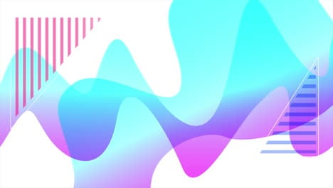 Motion-abstract-geometric-shapes-colourful-liquid-background-1