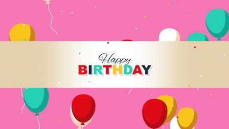 Primer-Plano-Animado-Texto-De-Feliz-Cumpleaños-Con-Globos-Sobre-Fondo-De-Vacaciones-1