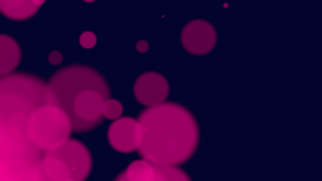 Animación-Volar-Abstracto-Púrpura-Bokeh-Y-Partículas-Sobre-Fondo-Brillante-Feliz-Año-Nuevo-Y-Feliz-Navidad-Tema