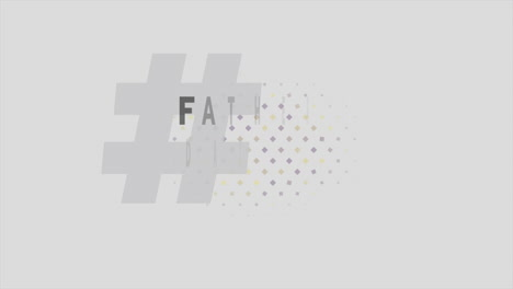 Animation-text-Fathers-day-on-white-fashion-and-minimalism-background-with-geometric-dots