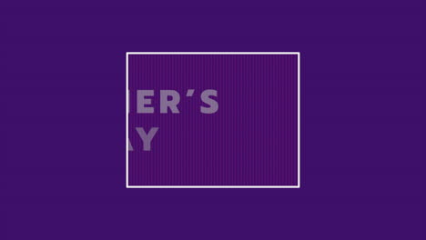 Animation-text-Fathers-day-on-purple-fashion-and-minimalism-background-1