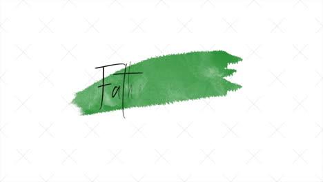 Texto-De-Introducción-De-Animación-Día-Del-Padre-En-Moda-Verde-Y-Fondo-De-Pincel-3