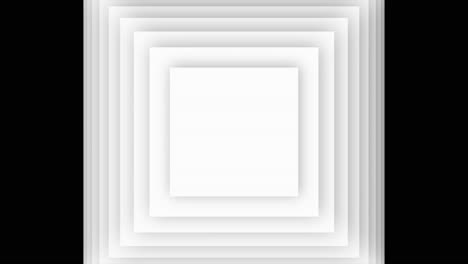 Motion-geometric-gradient-white-hypnosis-squares-retro-abstract-background