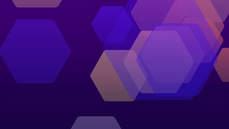 Motion-geometric-gradient-blue-and-purple-shape-retro-abstract-background