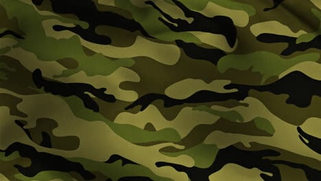 Animation-green-military-background
