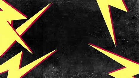 Movimiento-Abstracto-Rayo-Amarillo-Colorido-Fondo-Grunge