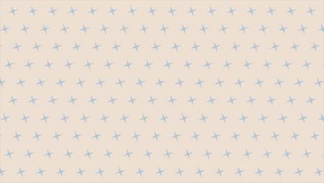 Movimiento-Abstracto-Geométrico-Cruces-Retro-Fondo