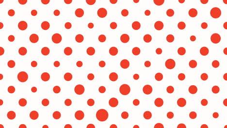 Movimiento-Intro-Geométrico-Rojo-Puntos-Abstracto-Fondo-Simple