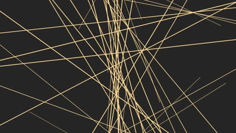 Motion-intro-geometric-black-lines-abstract-background