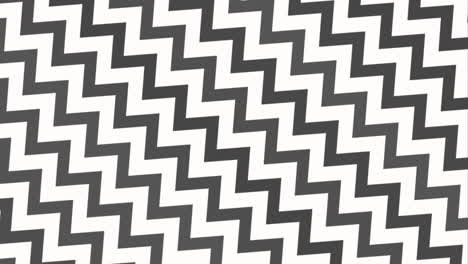 Motion-intro-geometric-black-and-white-zig-zag-abstract-background
