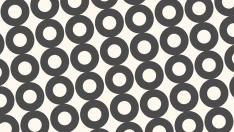 Motion-intro-geometric-black-and-white-circles-abstract-background