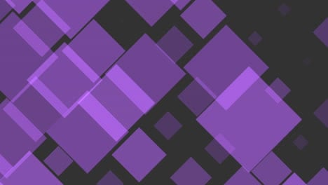 Motion-intro-geometric-purple-squares-abstract-background