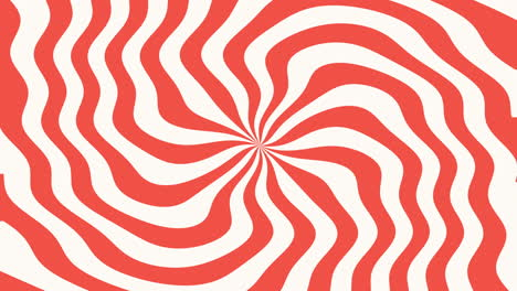 Motion-intro-geometric-red-spiral-lines-abstract-background