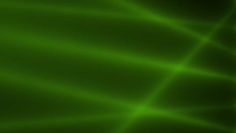 Animation-motion-green-glowing-spotlight-beams-on-dark-background-in-stage-6