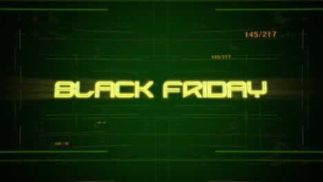 Animation-intro-text-Black-Friday-and-cyberpunk-animation-background-with-computer-matrix-and-grid-3